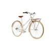 Creme Caferacer Doppio Naiset kaupunkipyörä , valkoinen